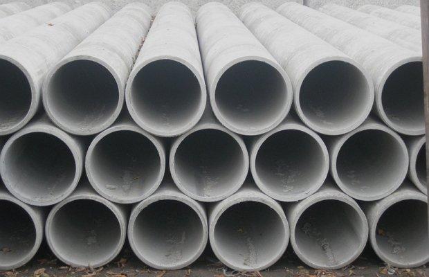 Асбестовые трубы большого диаметра