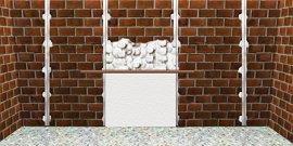 Маяки для штукатурки – выровнять стены просто!