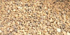 Строительный крупный песок