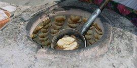 Фото - Тандыр своими руками – уникальная восточная печка на вашем дачном участке