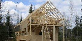 Узлы стропильной системы – как делать надежную крышу?