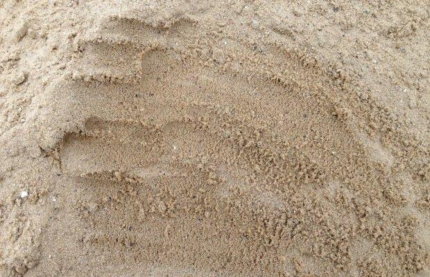 Качественный речной песок