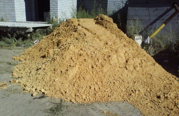 Определение насыпной плотности песка