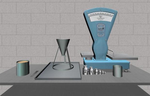 Инструменты для вычисления плотности материала