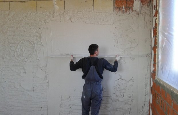 Чудо-приспособления для качественного выравнивания стен фото