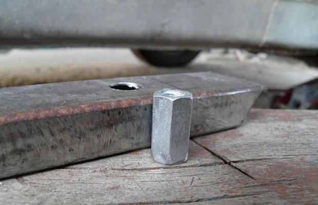 Удлиненные метизы – особенный тип крепежа фото