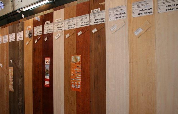 Декоративные стеновые плиты MDF