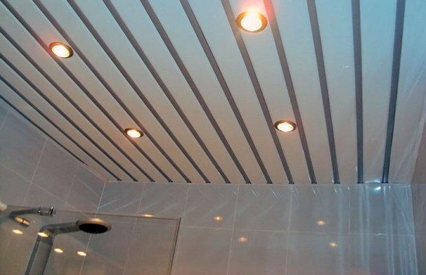 Алюминий – идеальный материал для реечных потолков