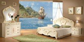 Фрески в интерьере – как сделать свое жилище уютным и оригинальным?
