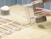 Фото - Монтаж теплого электрического пола – как не запутаться в проводах?
