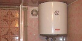 Как установить накопительный водонагреватель самостоятельно?
