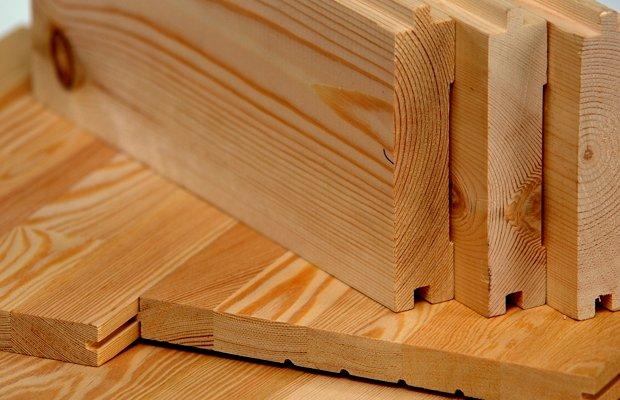 Долговечная древесина для устройства полов