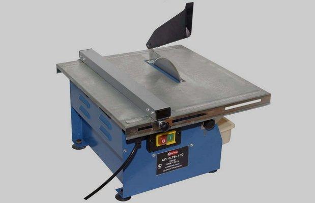 Специальный станок для обработки кафельной плитки