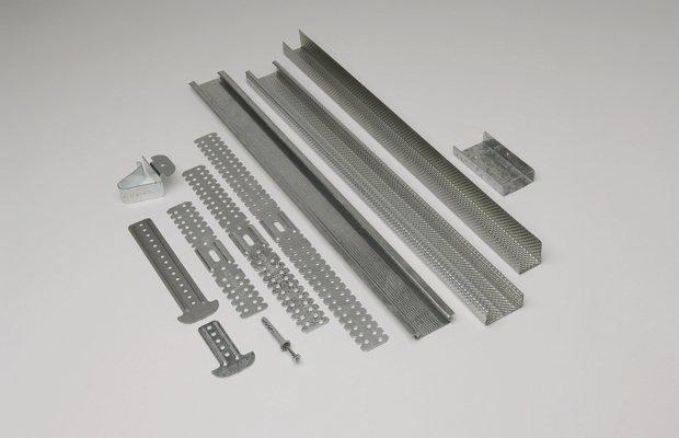 Металлический профиль для потолочного материала
