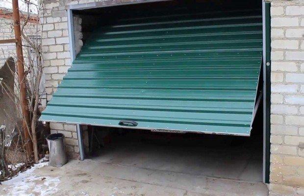 Как быстро построить гараж
