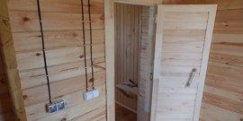 Дверь для бани – сделаем без проблем самостоятельно