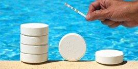 Химия для бассейна – своими руками избавляемся от микроорганизмов и других загрязнений