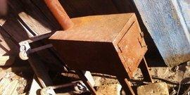 Печь для гаража – изготовим сами эффективную отопительную конструкцию!
