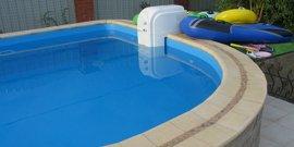 Как можно нагреть воду в бассейне
