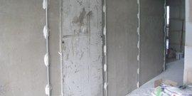 Штукатурка по маякам – делаем идеально ровные стены