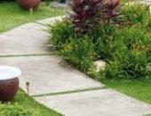 Фото - Как делается садовая дорожка из бетона своими руками