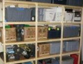 Фото - Стеллаж в гараже своими руками – надежная и прочная конструкция без лишних затрат!