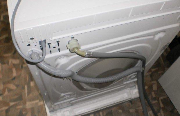 Процесс подключения агрегата
