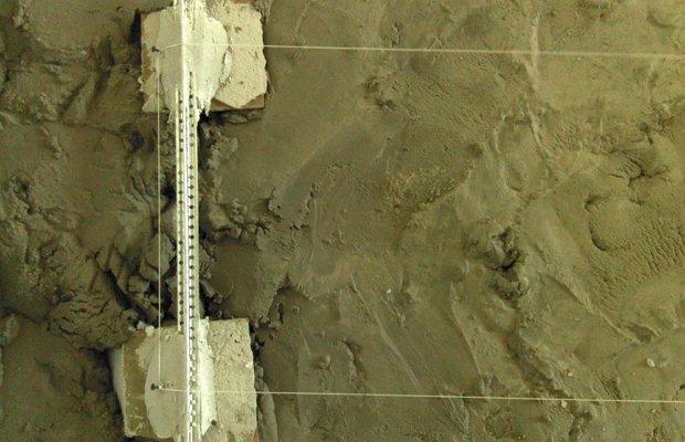 Подготовка стен к оштукатуриванию – важный этап фото