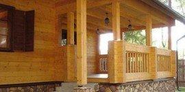Крыльцо для дачи – особенности разных типов конструкций