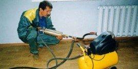 Промывка системы отопления жилого дома – эффективные методики