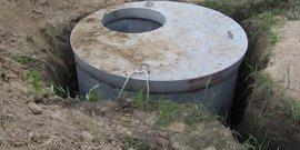 Канализация из бетонных колец своими руками – создаем комфорт в загородном доме