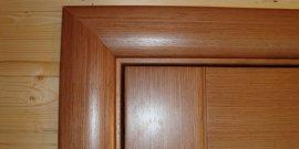 Наличники на межкомнатные дверные конструкции – ставим самостоятельно без проблем!