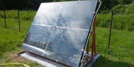Солнечный коллектор своими руками – дешевое тепло для обогрева дома!