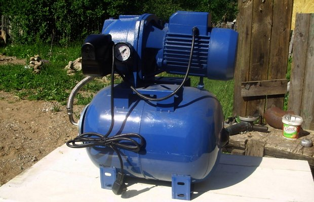 Электрическое устройство для добычи воды