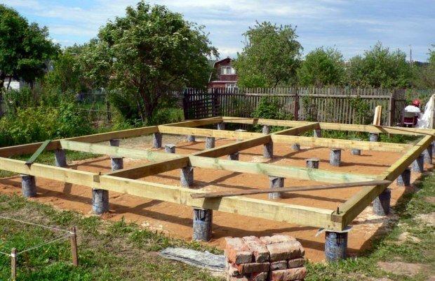 Строительство деревянных домов видео своими руками