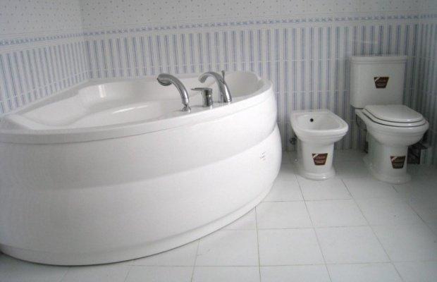 Основные варианты установки ванны – какой выбрать?