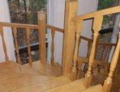 Фото - Перила для лестниц – сделаем и установим самостоятельно!