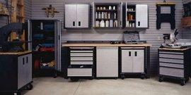 Приспособления для гаража своими руками – сделайте из автодомика домашнюю мастерскую!