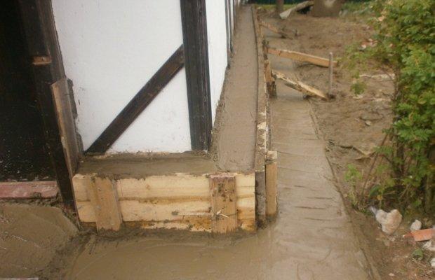 Особенности ремонта в зависимости от типа фундамента