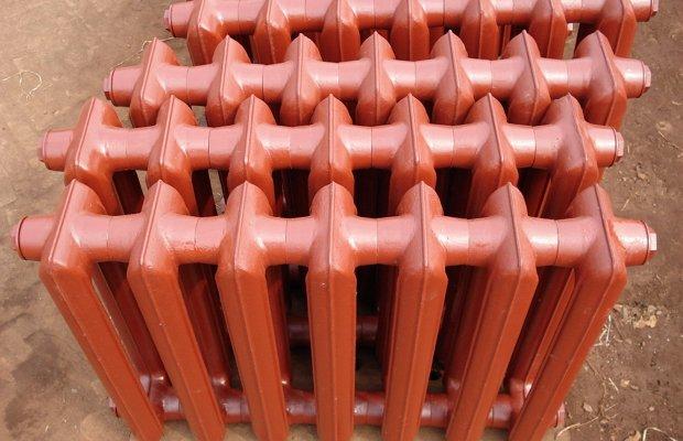 Чугунные радиаторы – изучаем особенности приборов из чугуна