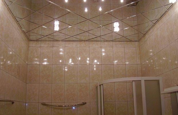 Зеркальный потолок – стоит ли устанавливать?