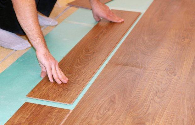 Правила выбора ламинированных покрытий для кухонь