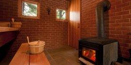 Дымоход в бане – как сделать собственными силами?