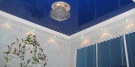 Фото - Какой потолок сделать в ванной – советы от дизайнеров