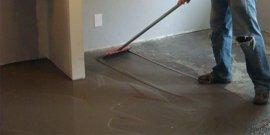Как выровнять пол под плитку – сделайте работу самостоятельно!