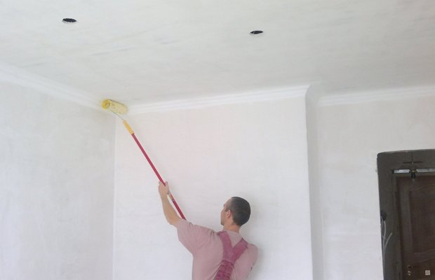 Разные виды ремонта потолков – делаем самостоятельно