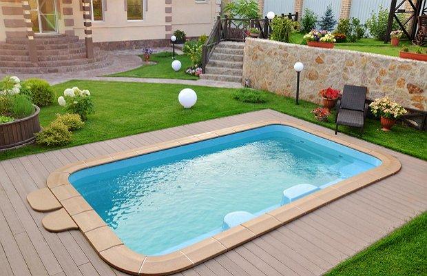 Особенности бассейнов из композитных материалов