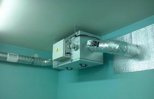 Искусственный вариант – качественная система удаления угарных газов