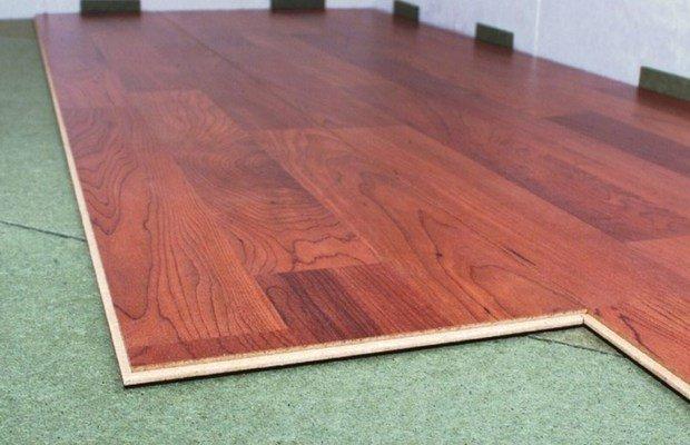 Подложка под ламинированные доски – важный элемент конструкции