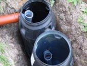 Фото - Септик своими руками из бочек – недорогая канализация для загородного жилища